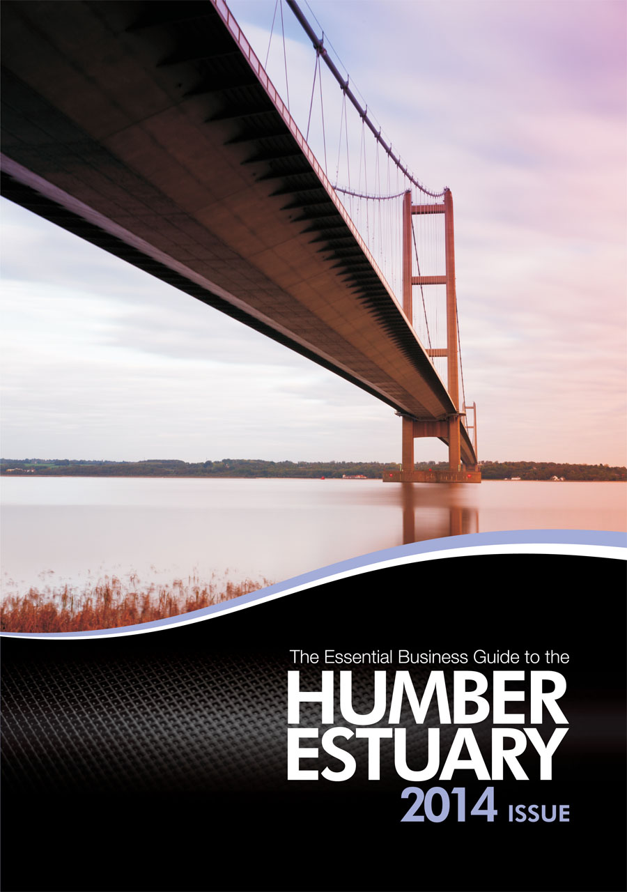 Humber Estuary 2014 Guide Front Cover