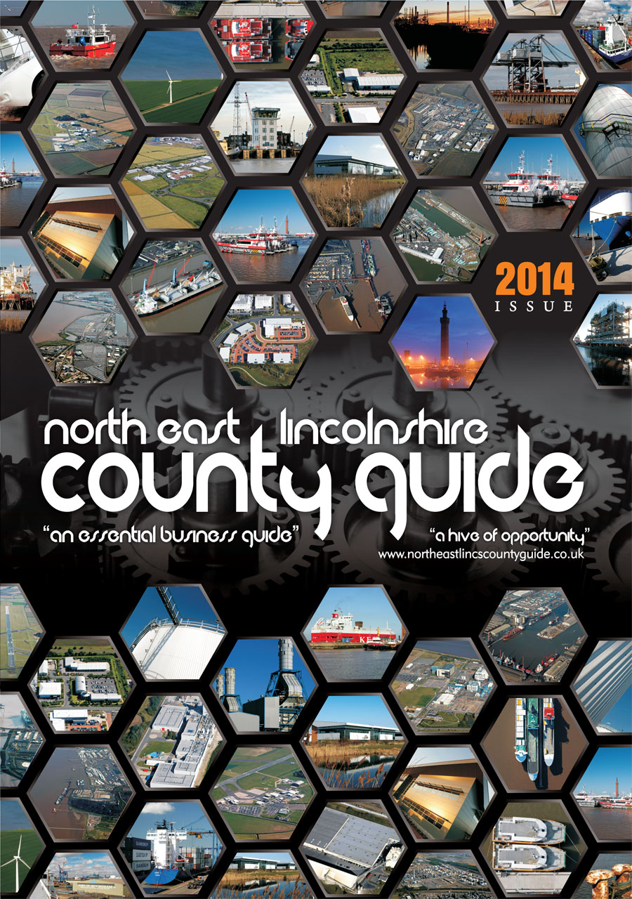 North East Lincolnshire County Guide 2014 Front Cover