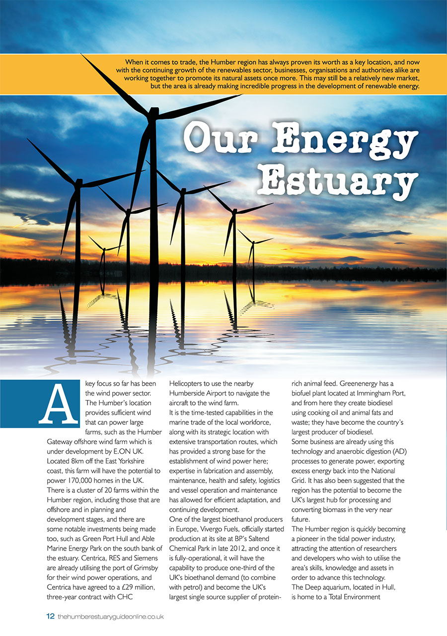Humber Estuary 2014 Guide page 12