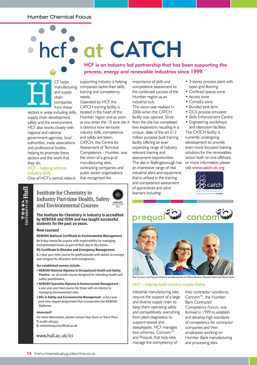 Humber Estuary 2014 Guide page 14