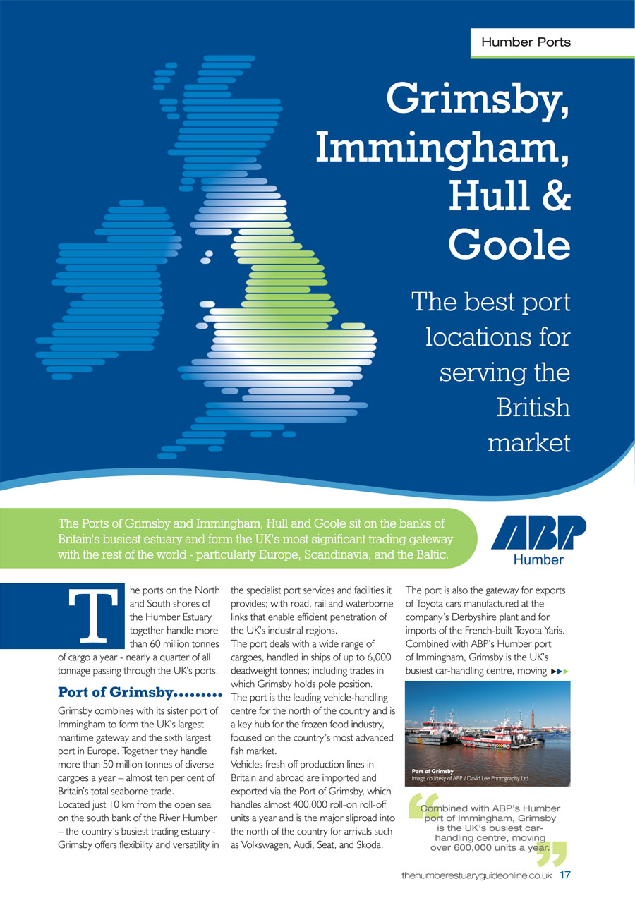 Humber Estuary 2014 Guide page 19