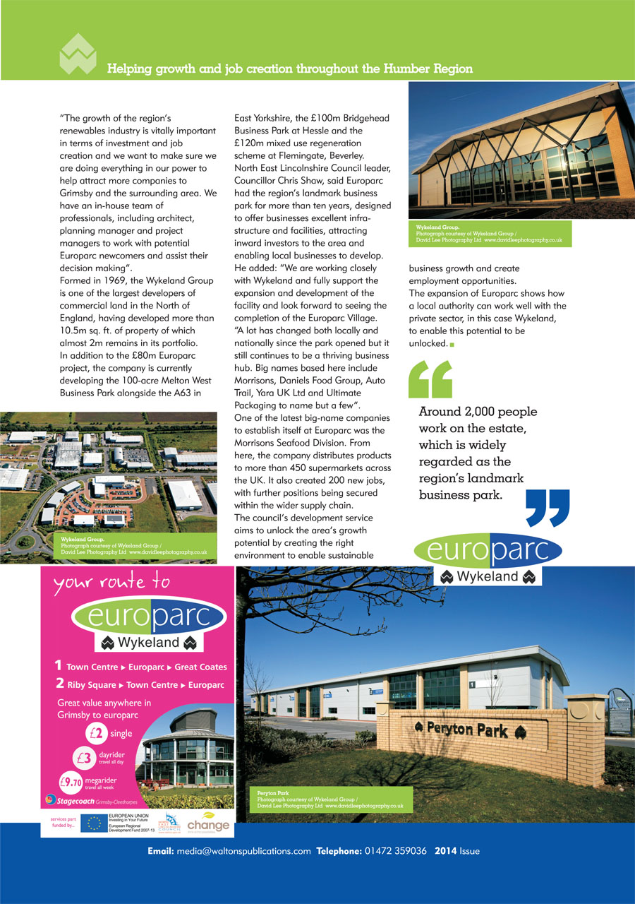 North East Lincolnshire County Guide 2014 page 31