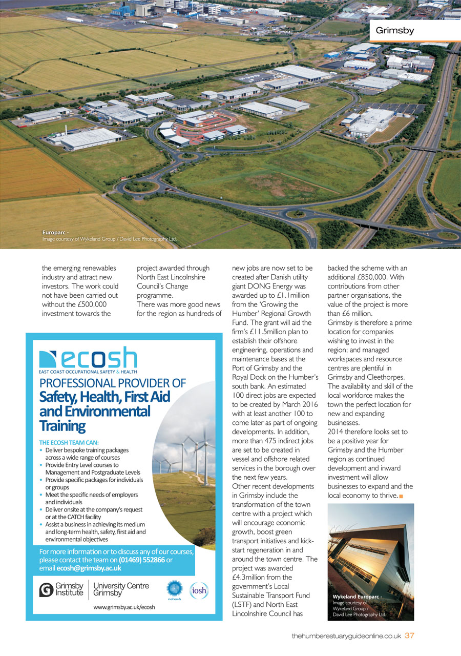 Humber Estuary 2014 Guide page 37