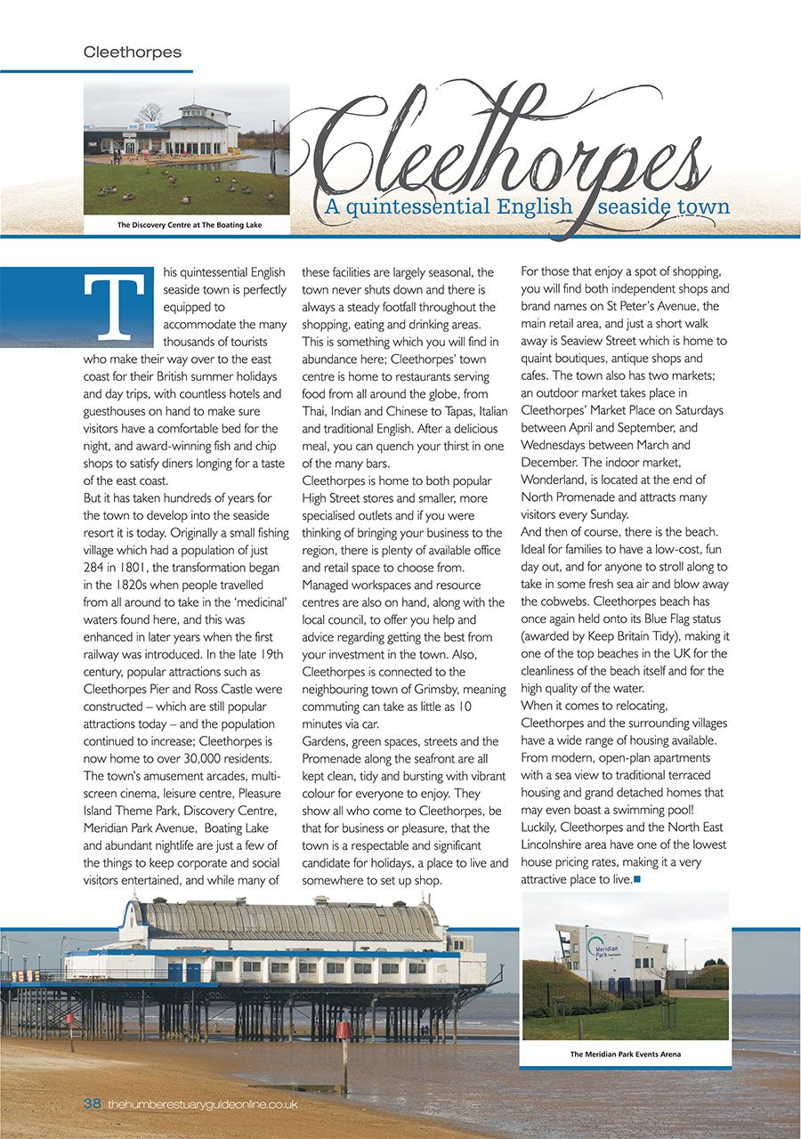 Humber Estuary 2014 Guide page 38
