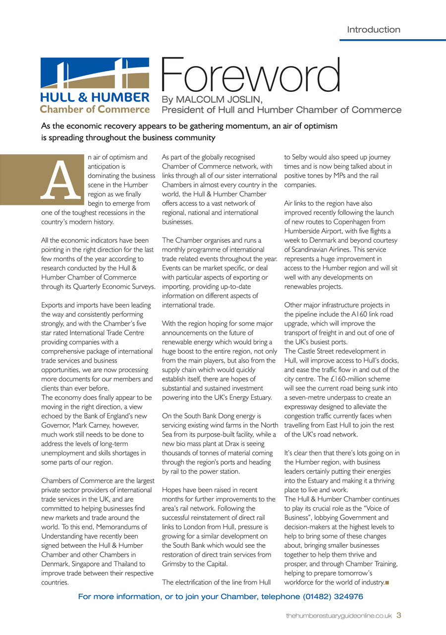 Humber Estuary 2014 Guide page 3