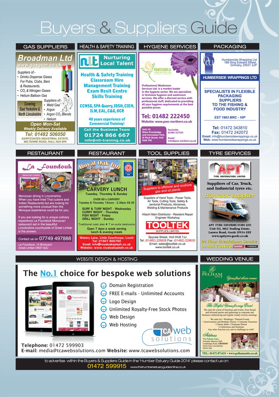 Humber Estuary 2014 Guide page 45