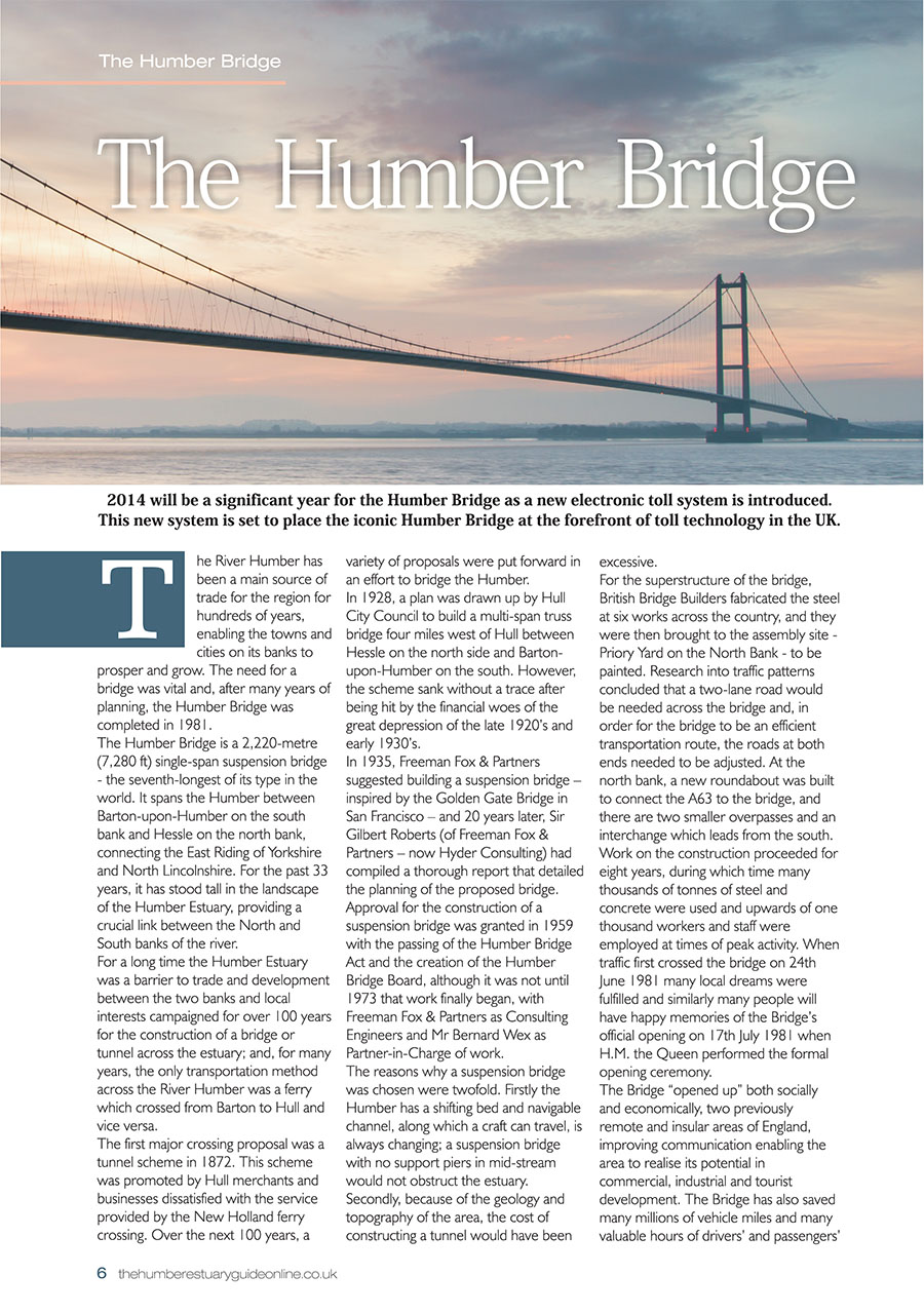 Humber Estuary 2014 Guide page 6