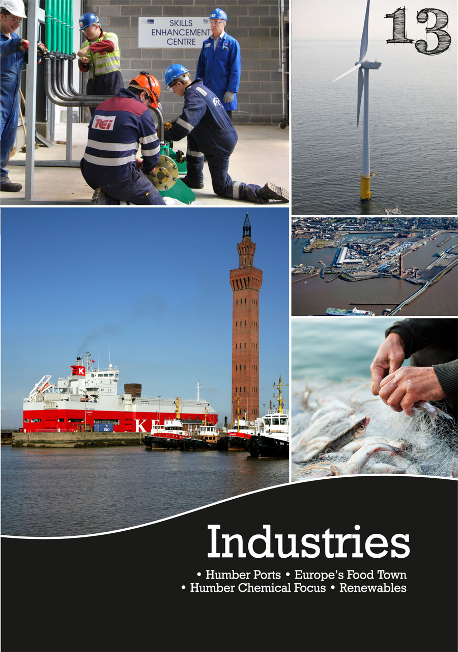 North East Lincolnshire County Guide September 2014 page 13
