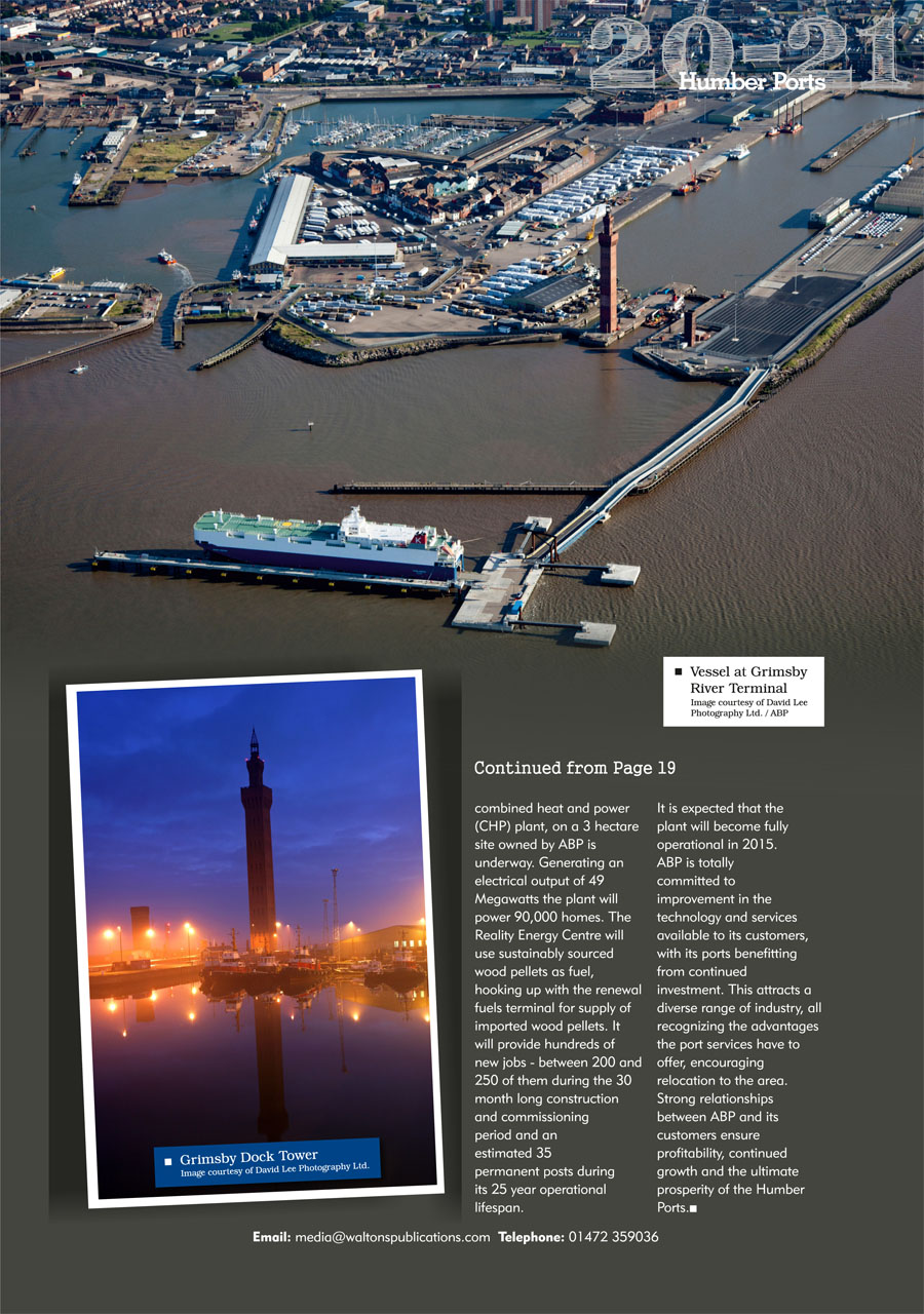 North East Lincolnshire County Guide September 2014 page 21