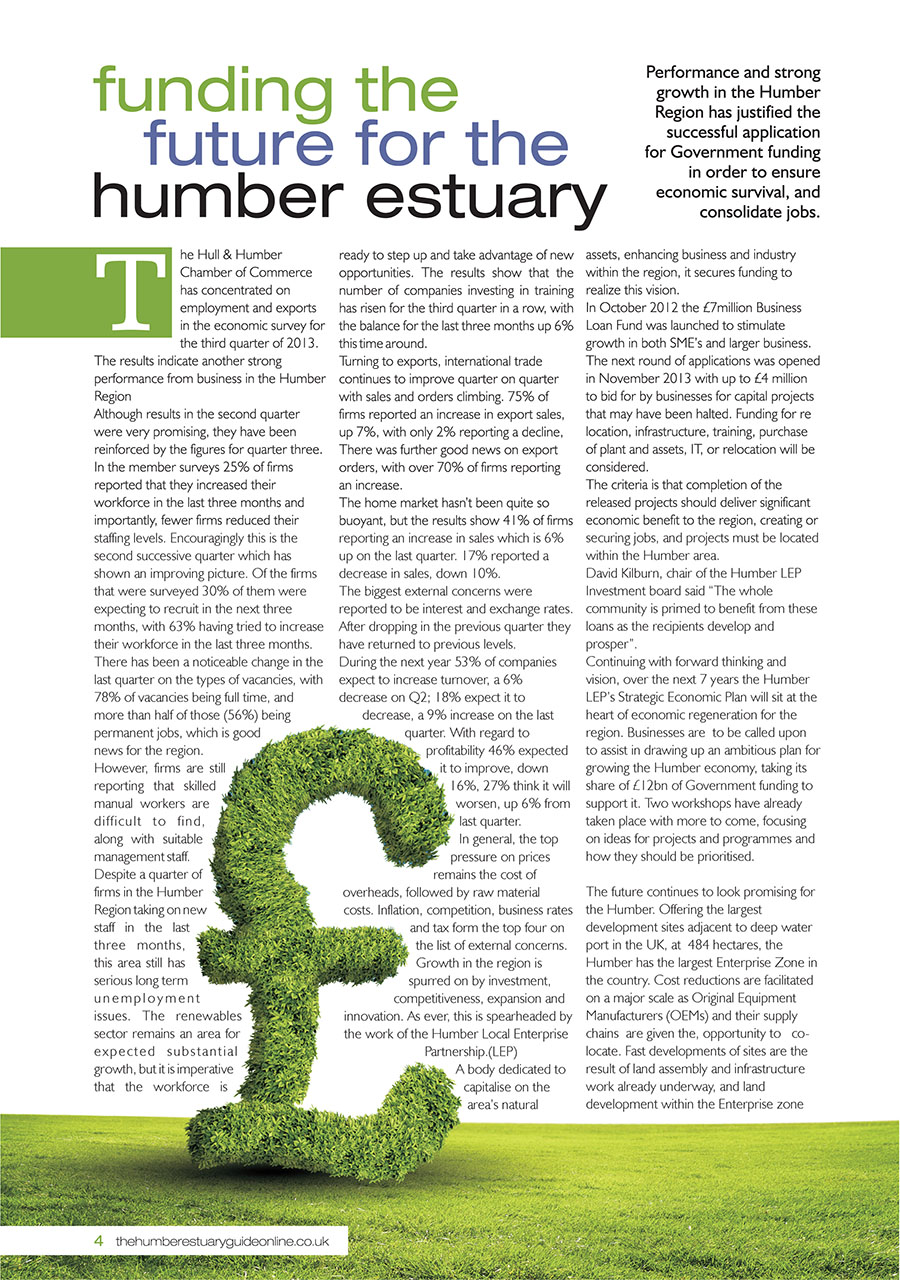 Humber Estuary 2014 Guide page 4