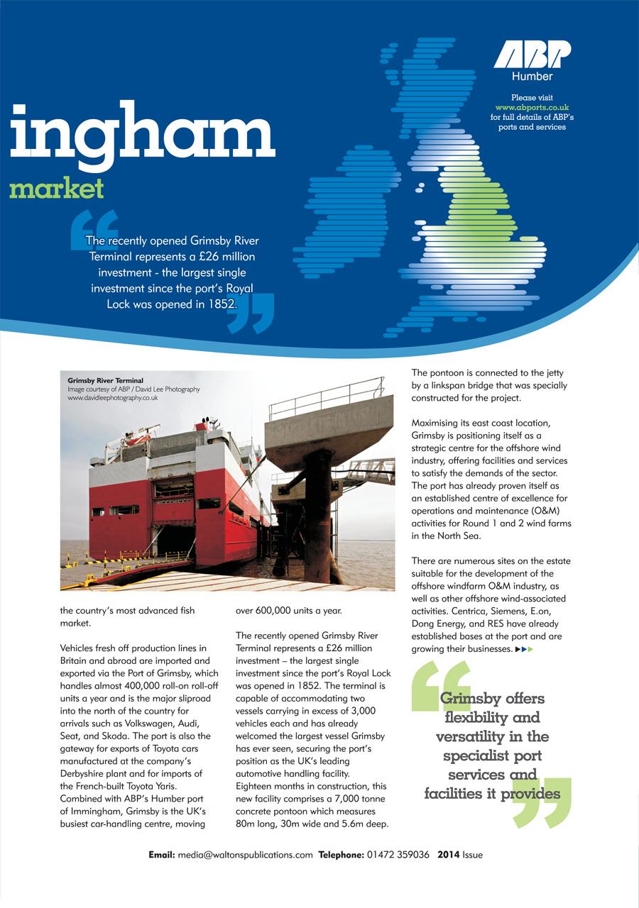 North East Lincolnshire County Guide 2014 page 15