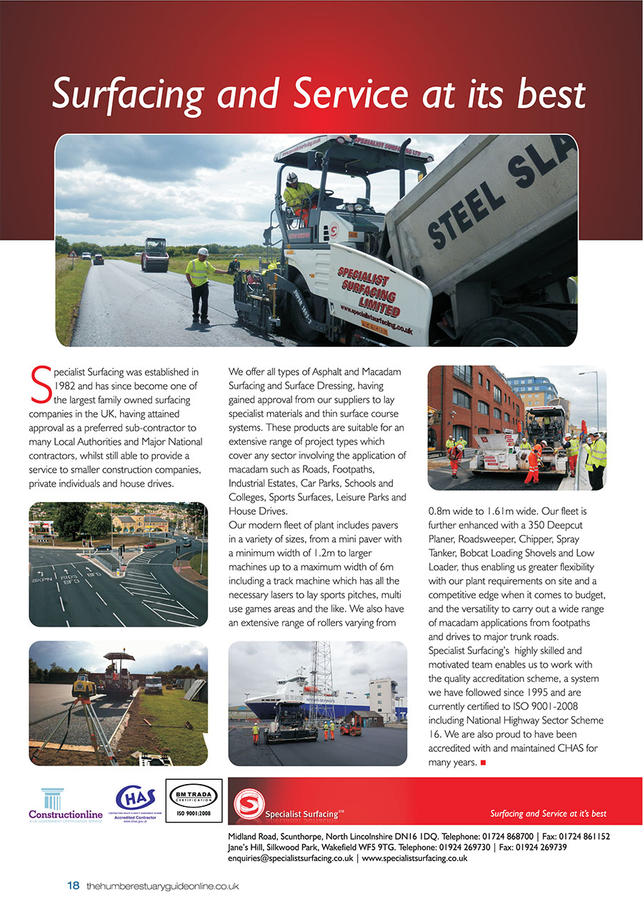 Humber Estuary 2014 Guide page 18