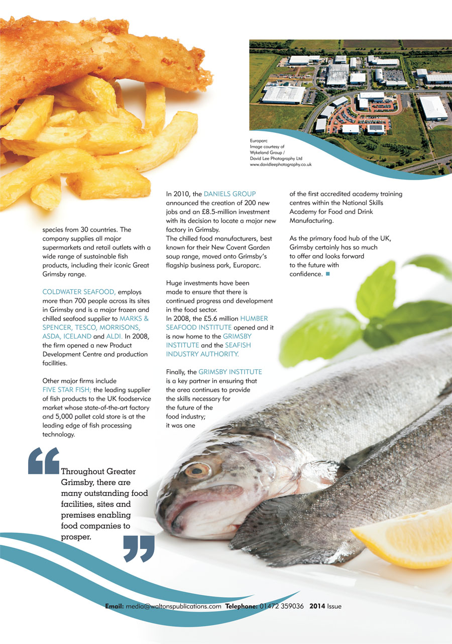 North East Lincolnshire County Guide 2014 page 21