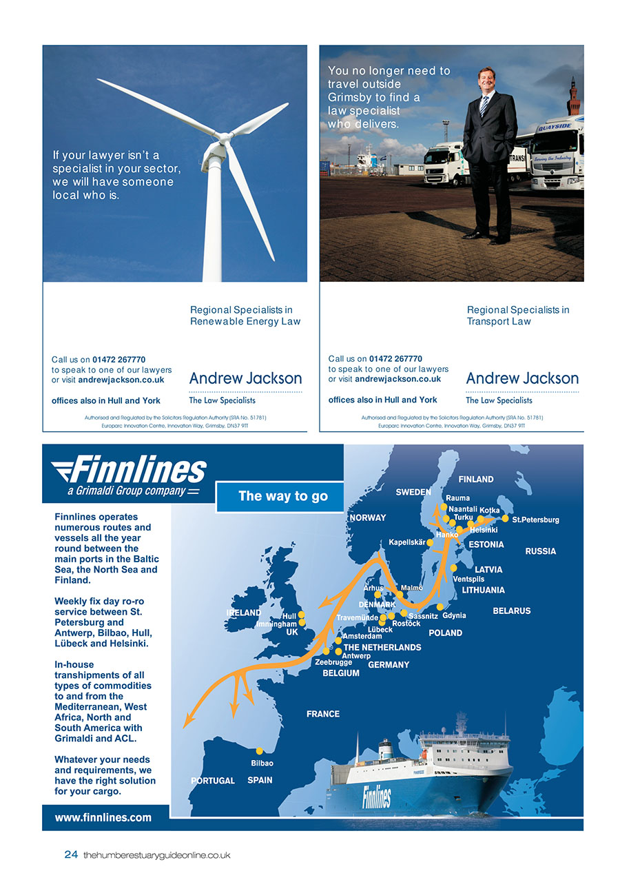 Humber Estuary 2014 Guide page 24