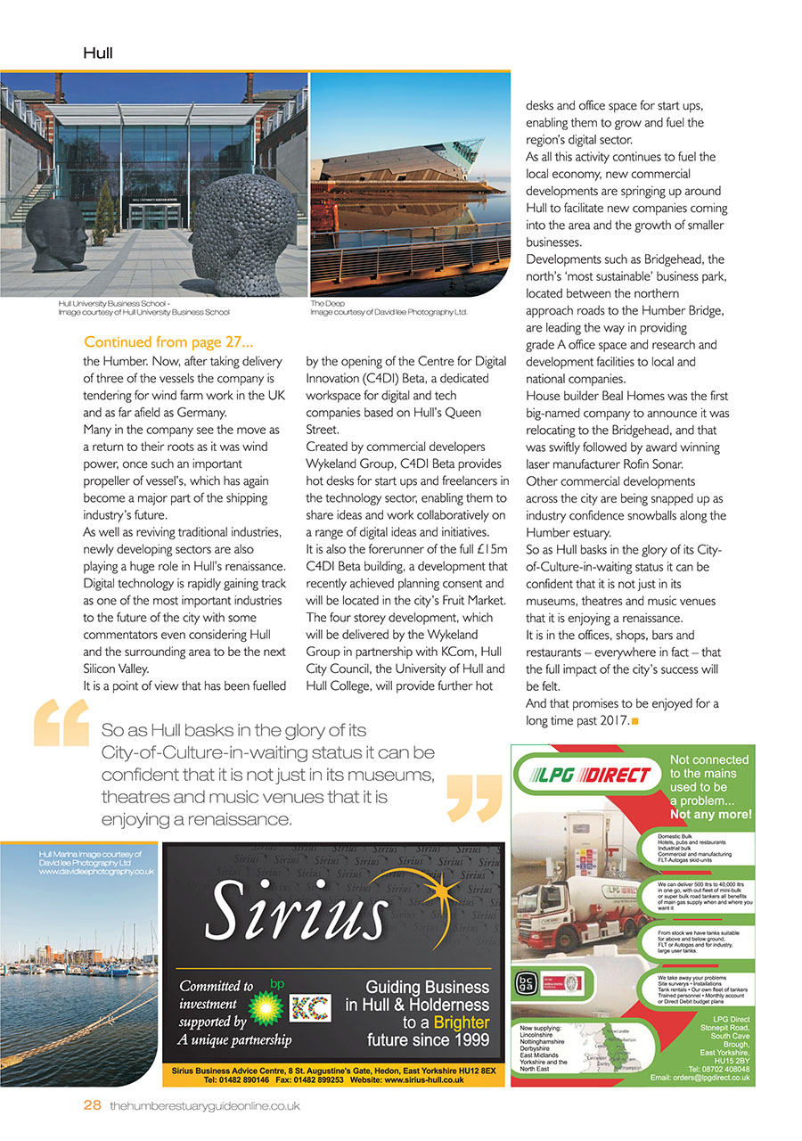 Humber Estuary 2014 Guide page 28