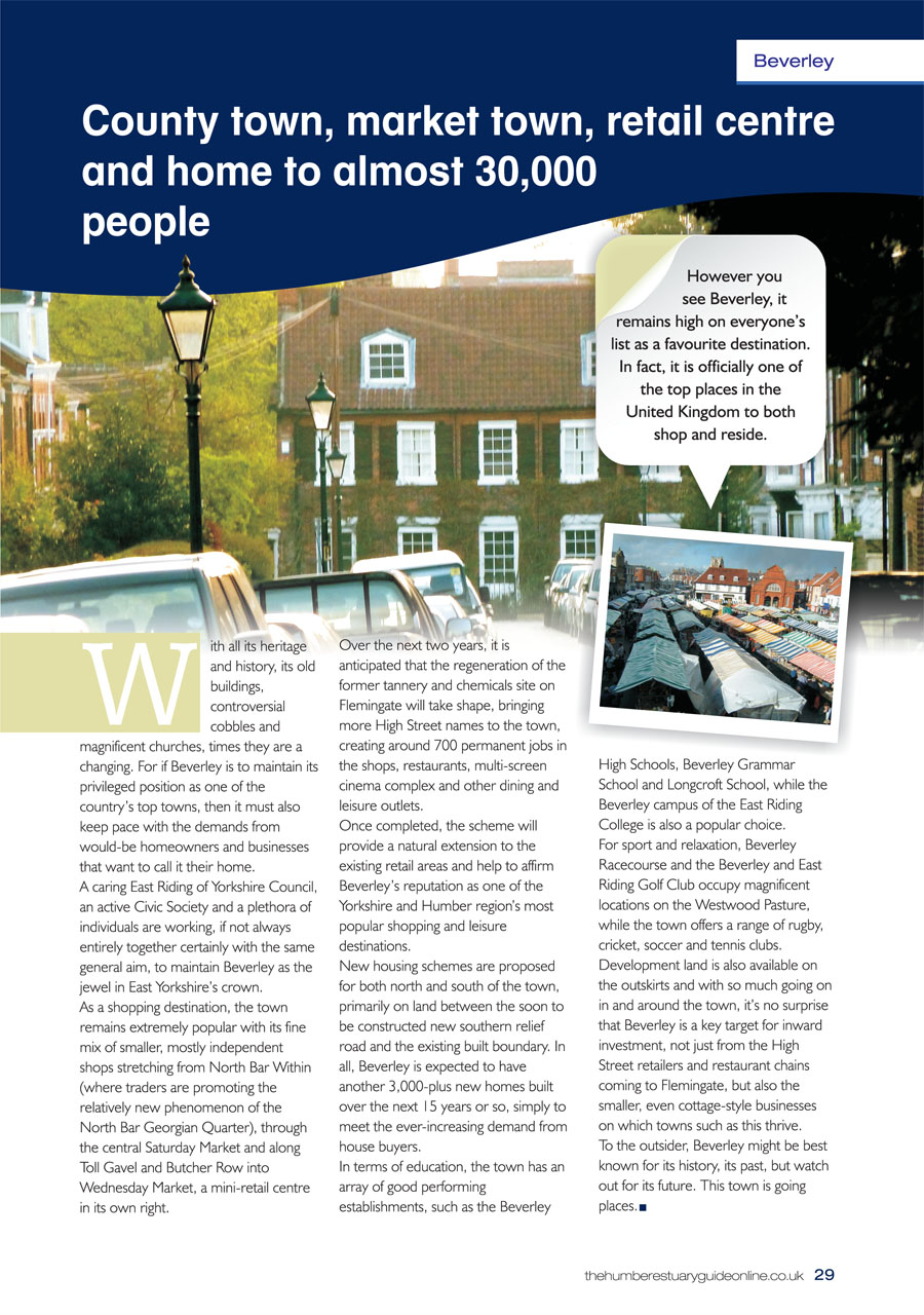 Humber Estuary 2014 Guide page 29
