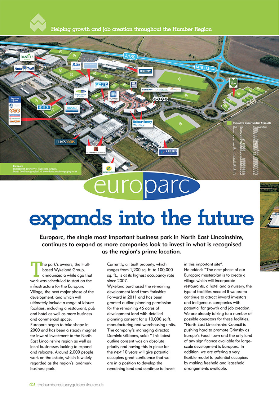 Humber Estuary 2014 Guide page 42