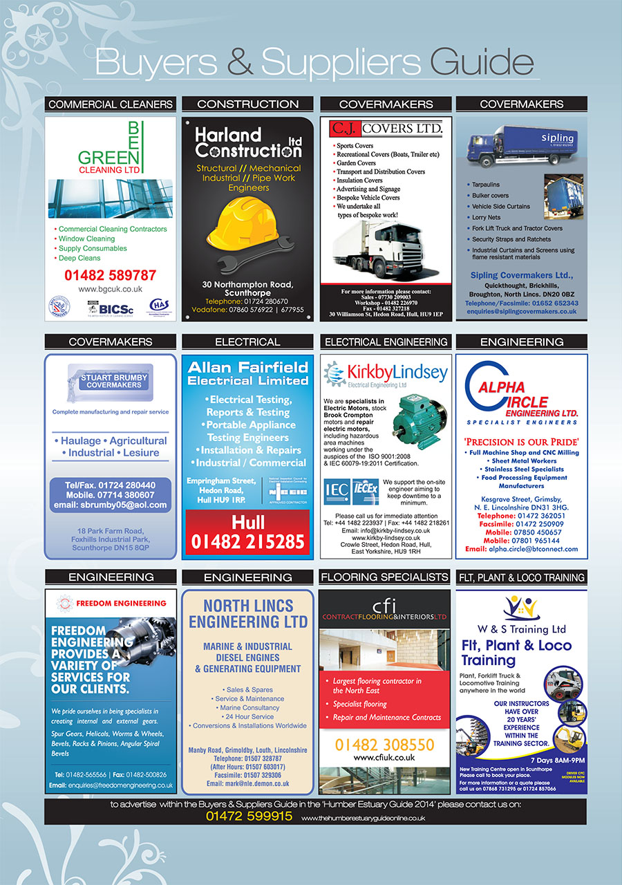Humber Estuary 2014 Guide page 44
