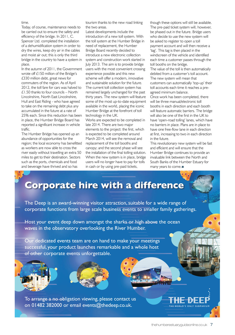 Humber Estuary 2014 Guide page 7