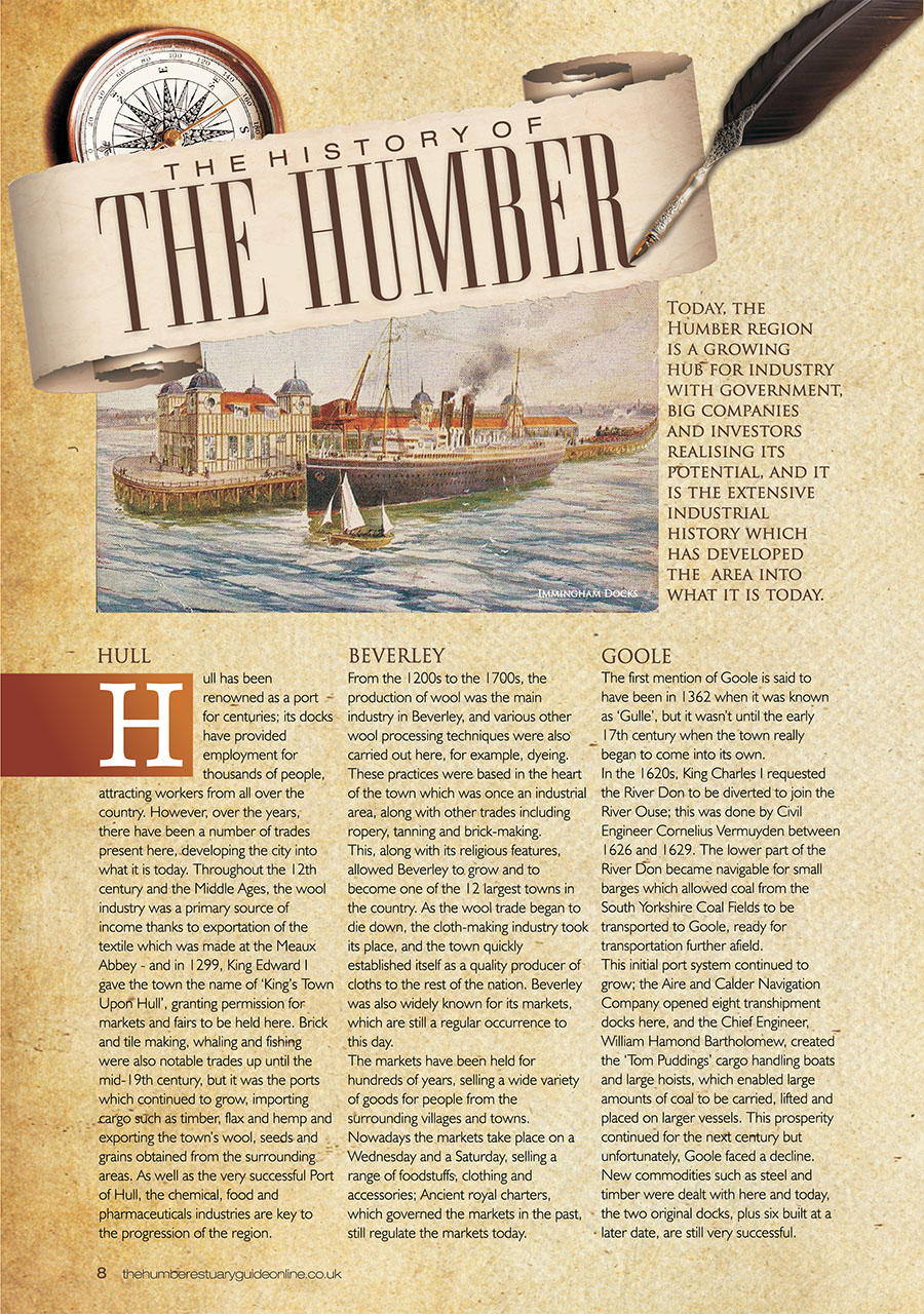 Humber Estuary 2014 Guide page 8