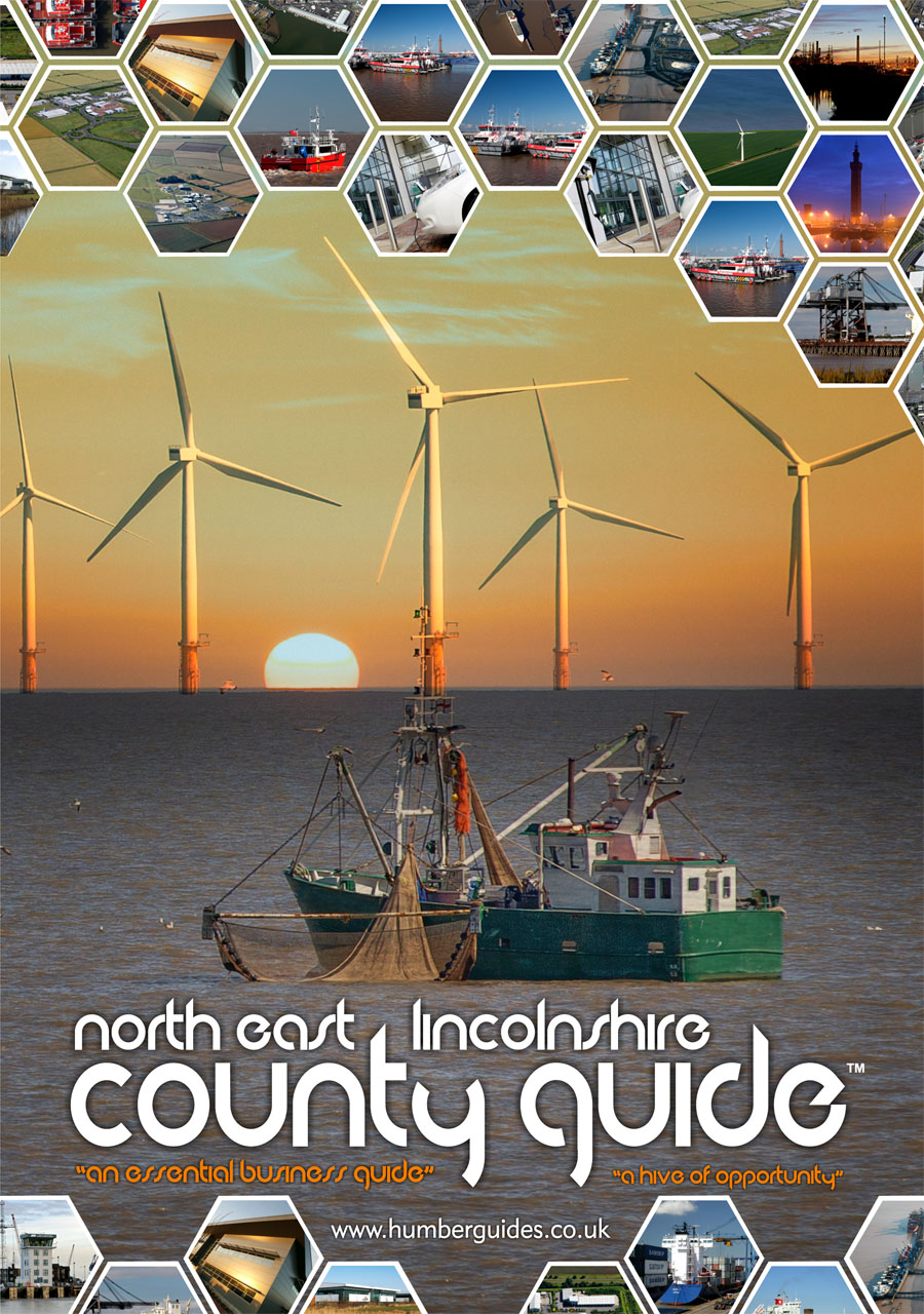 North East Lincolnshire County Guide September 2014 Front Cover