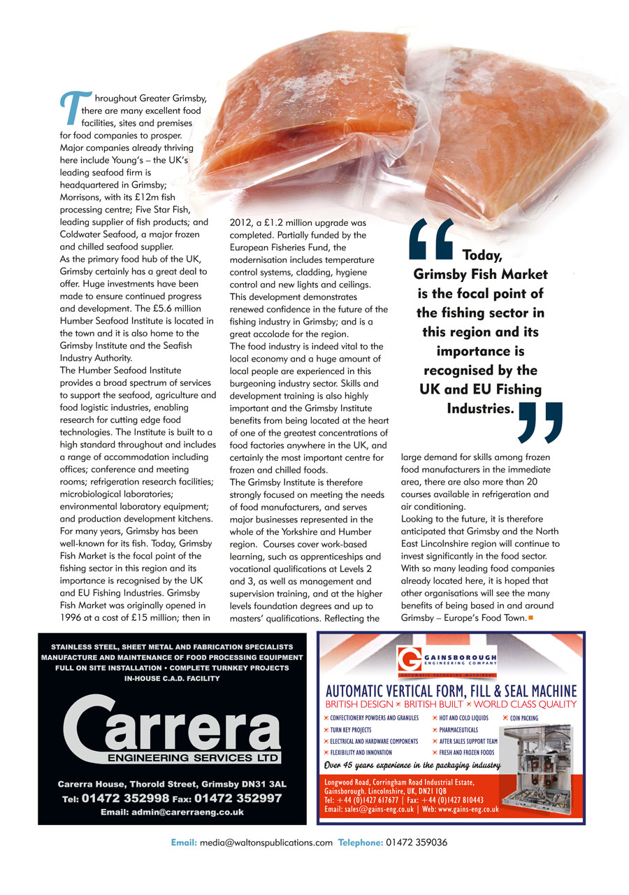 North East Lincolnshire County Guide September 2014 page 23