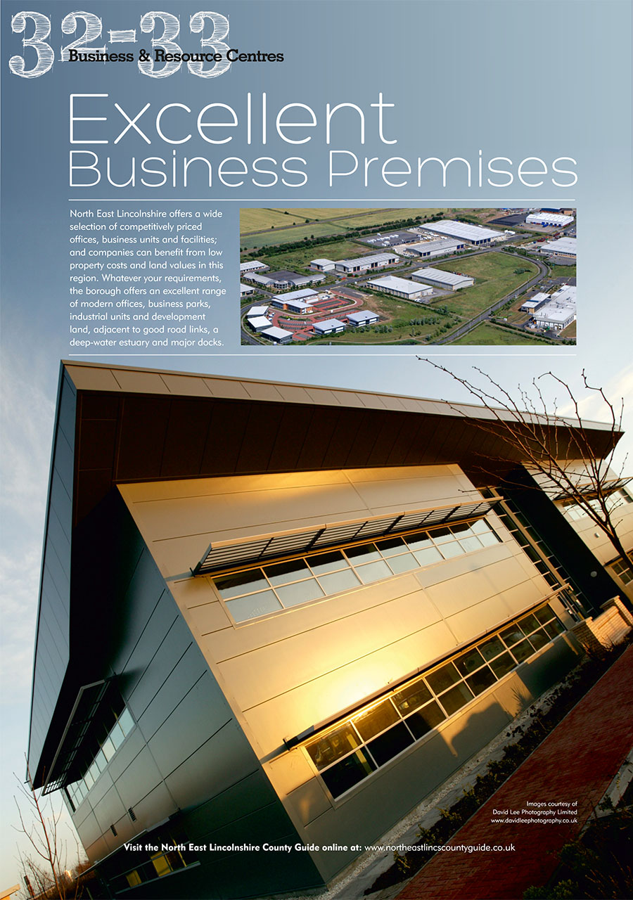 North East Lincolnshire County Guide September 2014 page 32