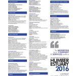 The Humber Estuary Guide 2015 - Essential Regional Business Directory Page 13